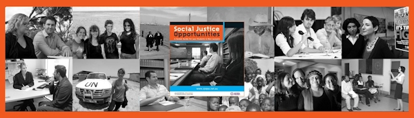 Social Justice Opportunities